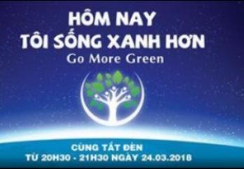G20 Coffee Hưởng Ứng Giờ Trái Đất 24/03/2021